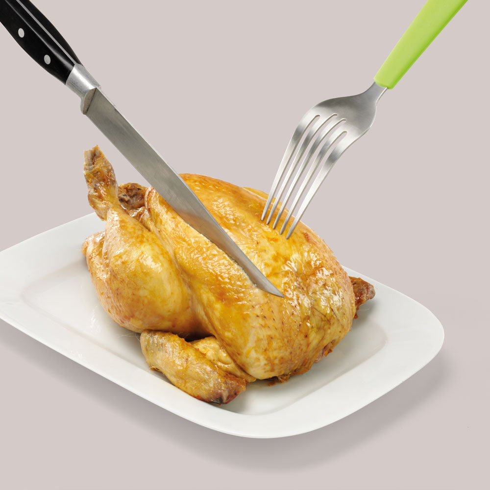 big fork chicken
